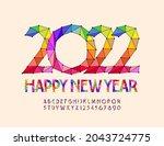 vector artistic graphic... | Shutterstock .eps vector #2043724775