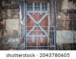 aachen  germany. october 04 ... | Shutterstock . vector #2043780605