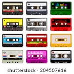 Collection Of Vector Retro...