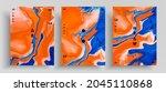 abstract vector placard ... | Shutterstock .eps vector #2045110868