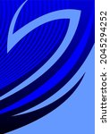 graphic design vector image for ... | Shutterstock .eps vector #2045294252