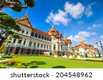 Royal Grand Palace In Bangkok ...