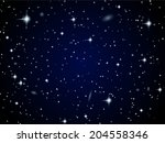 space vector background....