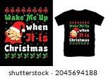 christmas typography vector t...   Shutterstock .eps vector #2045694188