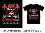 christmas typography vector t...   Shutterstock .eps vector #2045694212