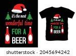 christmas typography vector t...   Shutterstock .eps vector #2045694242