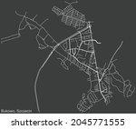 detailed negative navigation...   Shutterstock .eps vector #2045771555
