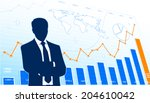 business evolution | Shutterstock .eps vector #204610042