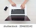 simferopol  russia   july 13... | Shutterstock . vector #204633142