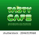vector chic logo tasty cade.... | Shutterstock .eps vector #2046519068