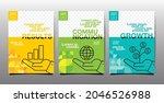 template layout design ...   Shutterstock .eps vector #2046526988