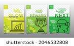 template layout design ...   Shutterstock .eps vector #2046532808