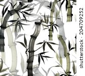 seamless floral pattern with... | Shutterstock . vector #204709252