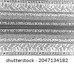 distress grunge vector texture...   Shutterstock .eps vector #2047134182