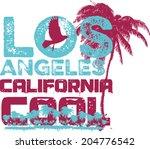 califonia long beach vector art | Shutterstock .eps vector #204776542