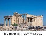 Ancient Erechtheion Or...