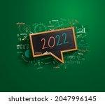 2022 new year business success...   Shutterstock .eps vector #2047996145