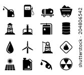 enegry icon set resources...