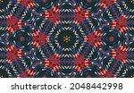 unusual interpretation of... | Shutterstock .eps vector #2048442998