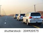 dubai  uae   september 12  the... | Shutterstock . vector #204920575