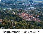 kronberg  germany september 15  ... | Shutterstock . vector #2049252815