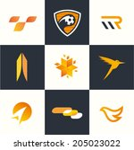 Vector Illustration Sport Icon...