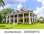 Постер, плакат: famous Houmas House plantation