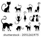 collection of elegance... | Shutterstock .eps vector #2051261975