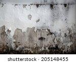 concrete cement wall texture   Shutterstock . vector #205148455