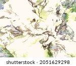 unusual wood texture in pastel... | Shutterstock .eps vector #2051629298