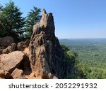 View From The Pinnacle Trail At ...
