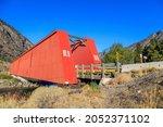The Ashnola No. 1 Railroad...