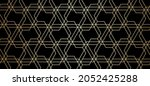abstract geometric pattern with ...   Shutterstock .eps vector #2052425288