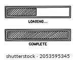 progress loading bar....