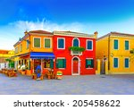 Beautiful Colorful Small Houses ...