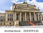 berlin  germany   june 16  2014 ... | Shutterstock . vector #205459132