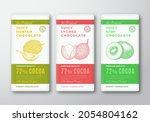 the original finest chocolate...   Shutterstock .eps vector #2054804162