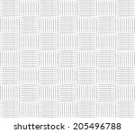 vector pattern. modern stylish... | Shutterstock .eps vector #205496788