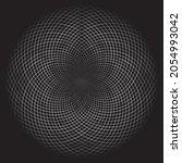 modern spiral striped abstract...