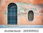 An Old House Facade  Venice ...