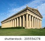 Parthenon Replica At Centennia...