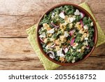 gluten free salad made with...