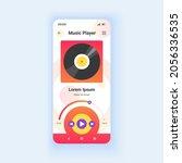 music player light smartphone...