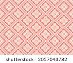 seamless vector pattern with... | Shutterstock .eps vector #2057043782