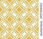 abstract vector pattern. the...   Shutterstock .eps vector #2057203322