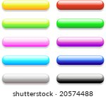 a colourful selection of web...   Shutterstock .eps vector #20574488