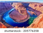 Horse Shoe Bend  Colorado River ...