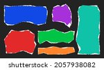 collection of colorful variety... | Shutterstock .eps vector #2057938082