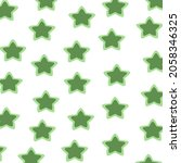abstract stars pattern texture...   Shutterstock .eps vector #2058346325