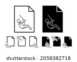 playground sign vector icon in...